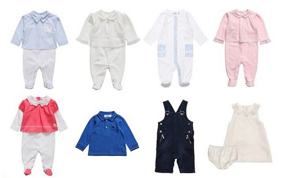 Dior Baby Clothes Girl Gloss