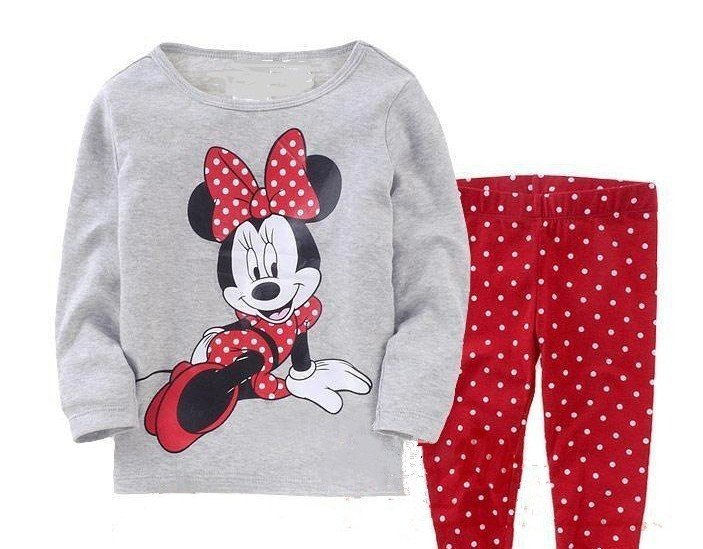 Minnie Mouse Toddler Clothing