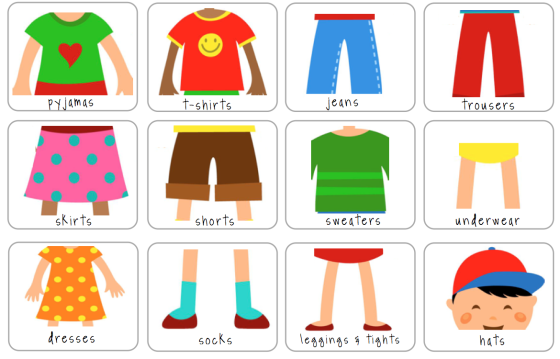 photo about Printable Clothing Labels called Dresser Labels Printable