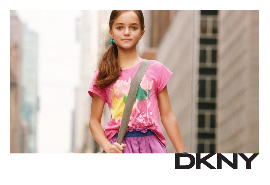 DKNY Kid's Clothes | Girl Gloss