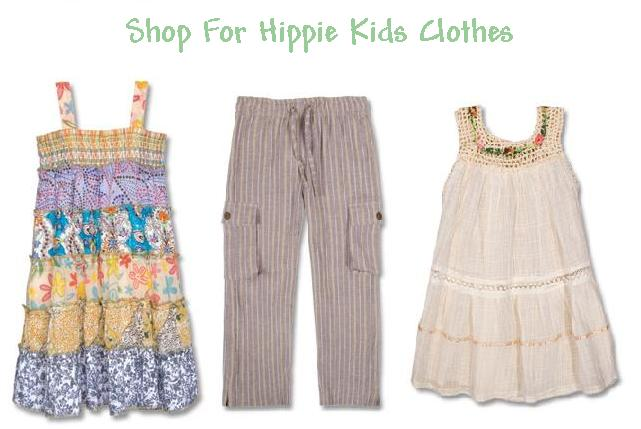 Kid's Hippie Clothes | Girl Gloss