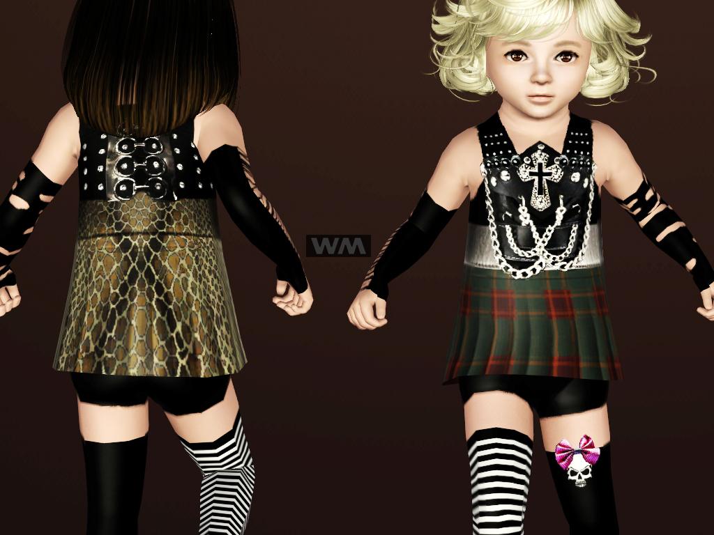 Fashion Sims  Clothes