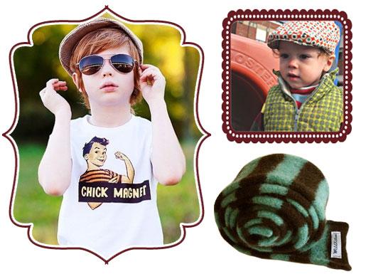 Rock kids clothes