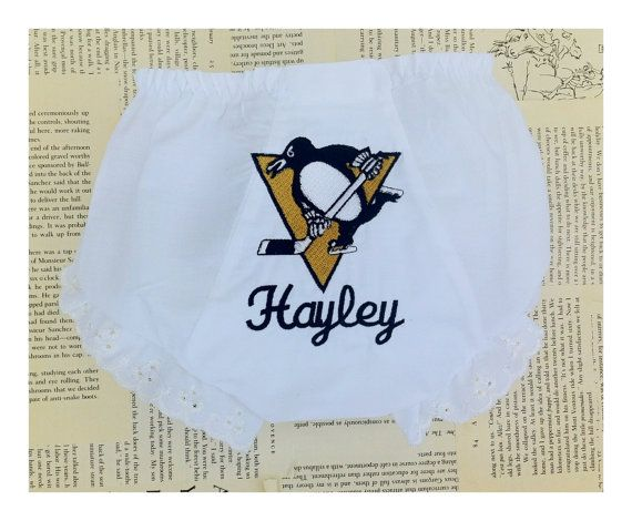 pittsburgh penguins diaper cover