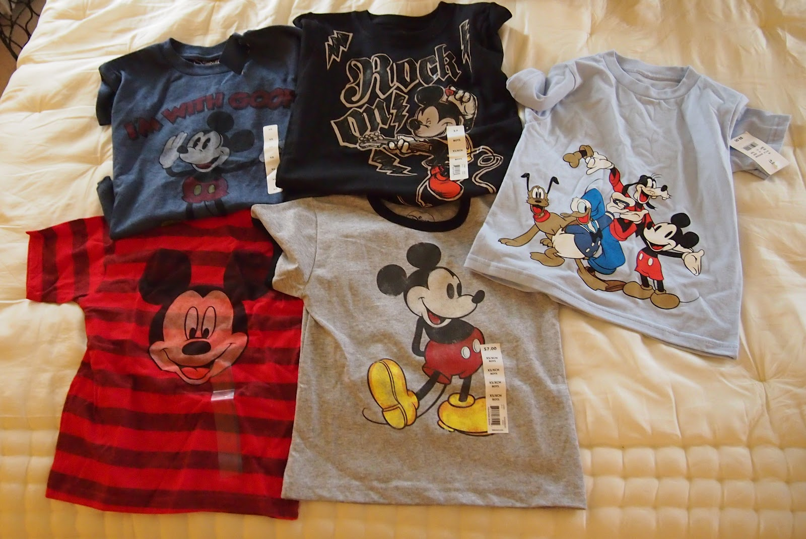 mickey mouse clothes for toddlers girl gloss