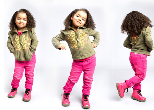 pics for gt hip hop clothes for little girls
