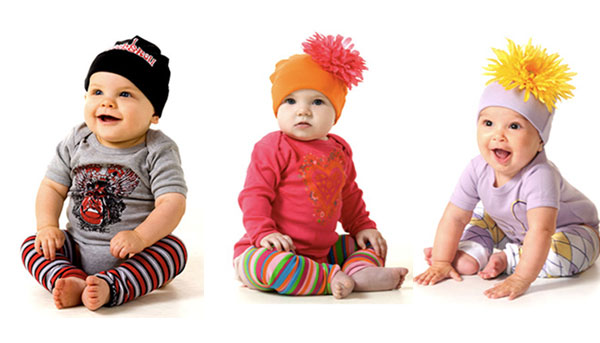 cool infant clothing