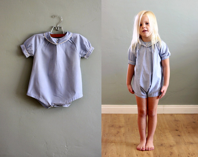 vintage children s clothes gloss