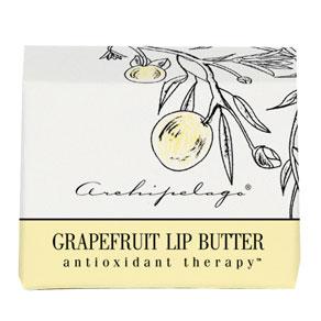 Archipelago Botanicals Grapefruit Lip Butter Balm