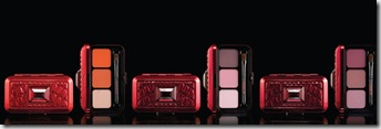 MAC Cosmetics Holiday 2008 Passions of Red Lip Palettes