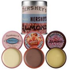 Hersey's lip balms