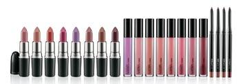 MAC cosmetics cream team collection