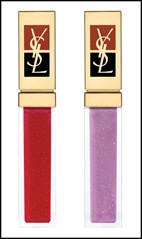 YSL Holiday Lip Gloss