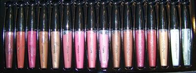 Avon Glazewear lipgloss set
