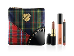 MAC Holdiay MAkeup A Tartan Tale Lip Kit