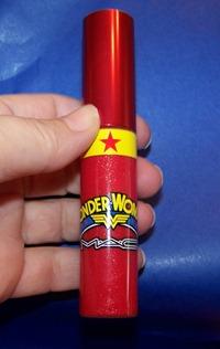 MAC Wonder Woman Lipglass