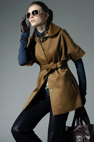 Fall Fashion 2011 Leather