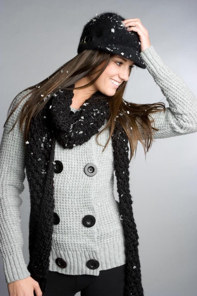winter fashion coat