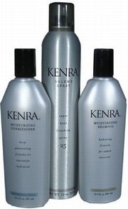 Kenra Shampoo and Conditioner Review