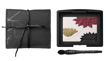 NARS Hanamichi Kabuki-Inspired Eyeshadow Palette Holiday 2011 Gifting - Hi Res