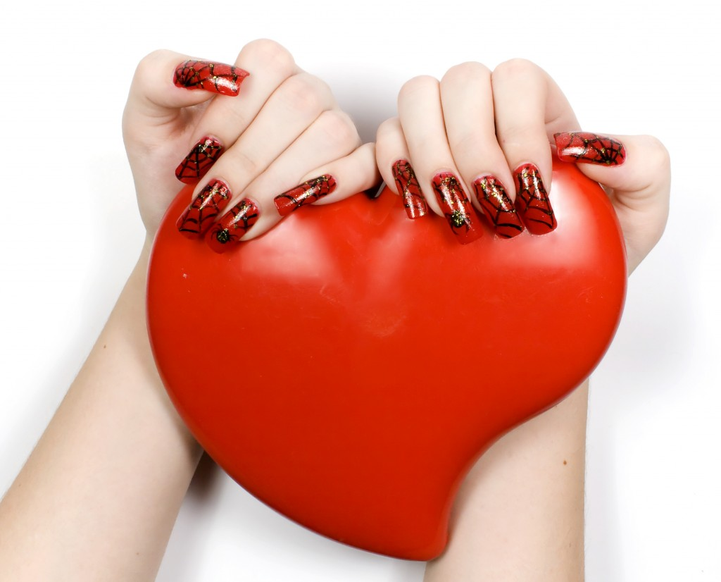 Valentines Day Red Nail Polish