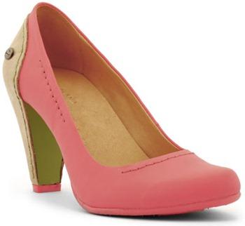 terra plana pump ethical vegan footwear
