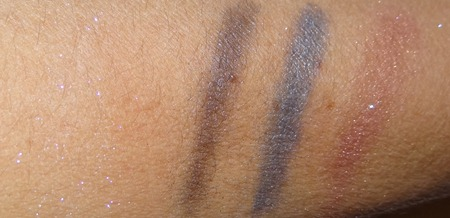 MAC ChenMan Collection Swatches