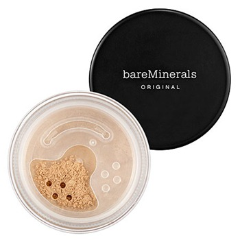 Bare Minerals Foundation Review