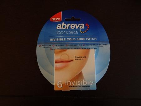 Abreva Cold Sore Patches