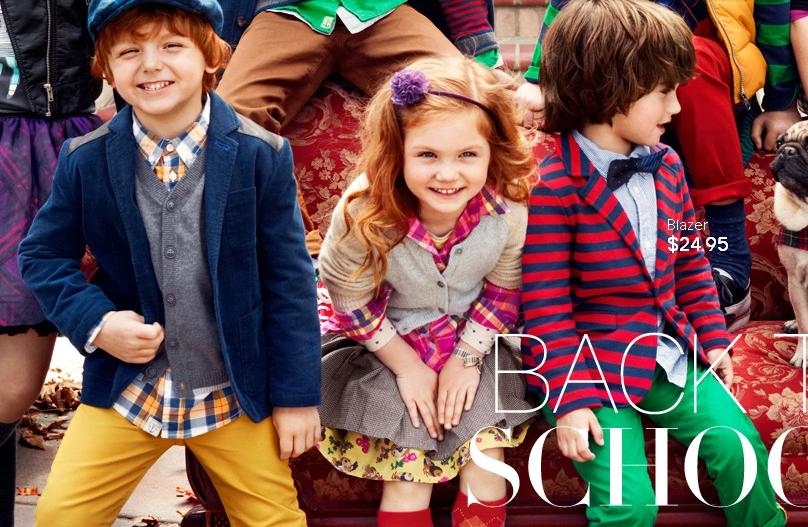 Preppy Kids Clothes Girl Gloss