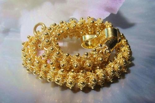 20 Gram Gold Necklace Designs 2013