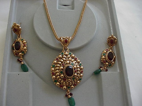20 Gram Gold Necklace Designs Chain