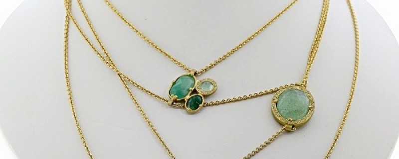 20 Gram Gold Necklace Designs