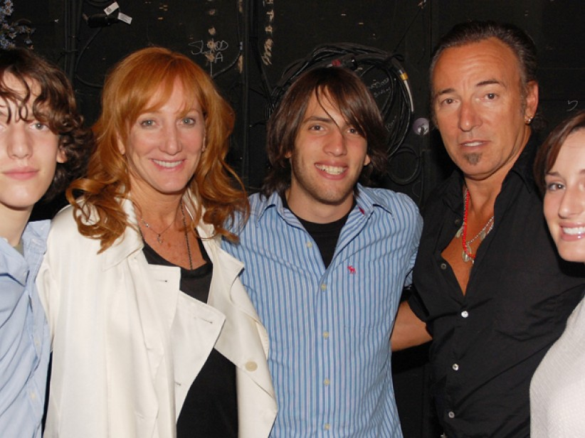Bruce Springsteen Family