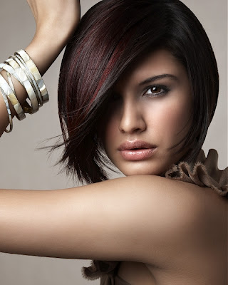 dark hair color ideas