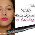 NARS Matte Lipstick in Carthage