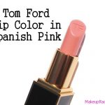 Tom Fod Lip Color in Spanish Pink