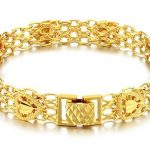 Gold Bracelets For Summer