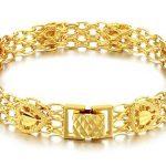 Gold Bracelets For Summer