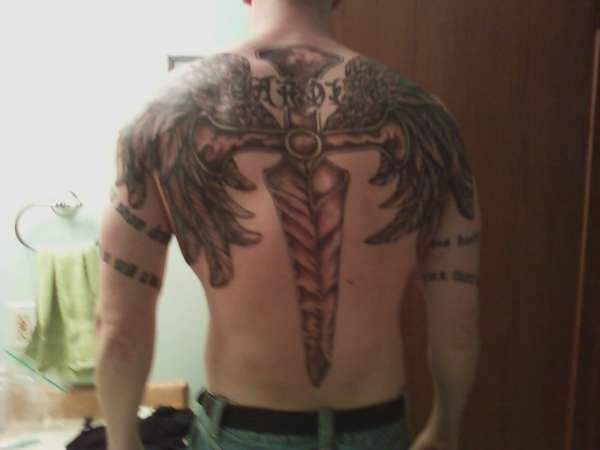 Valkyrie Tattoo Designs