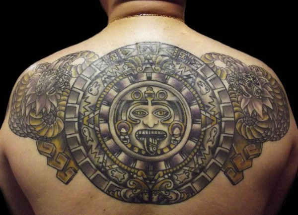 mayan tattoos meaning