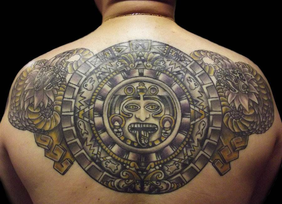 Calendar Art Meaning : Mayan tattoo designs girl gloss