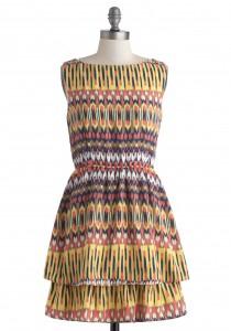 60s retro dresses in style