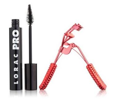 LORAC Rockin Red Hot Lashes Set