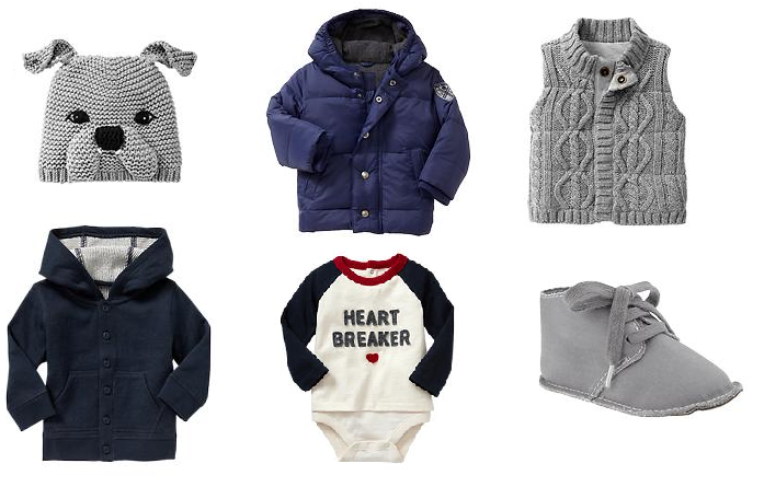 Cute Gap Baby Clothes