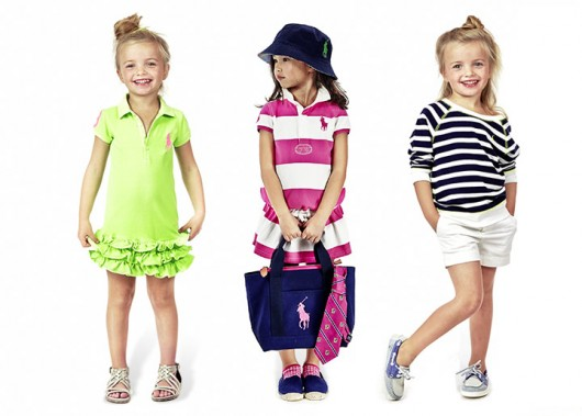 ralph lauren girls clothing