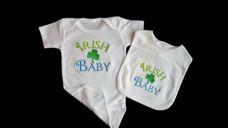 Irish Baby Clothes Girl Gloss