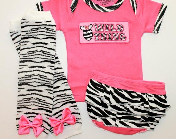 Zebra Baby Clothes | Girl Gloss