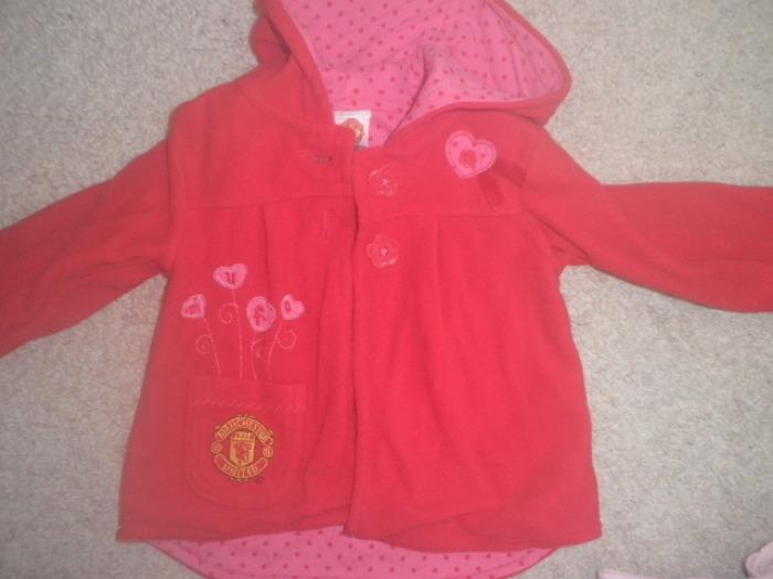Manchester United soccer dress