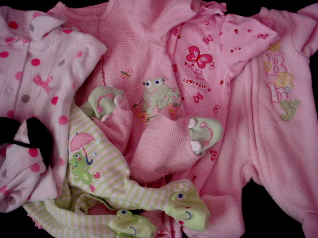Preemie Baby Girl Clothes | Girl Gloss